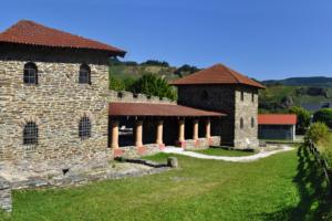 Römische Villa in Mehring